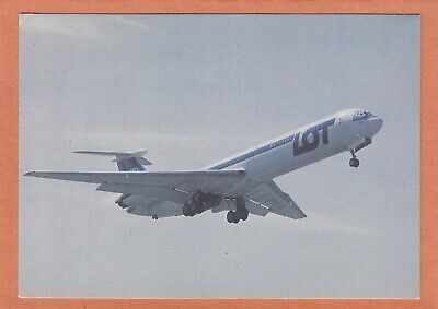 2130 - Lot - Ilyushin 62 M Intercontinental Fan-Jet - Avion - Plane - Neuve