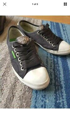 Superdry Womans Trainers Shoes Size5