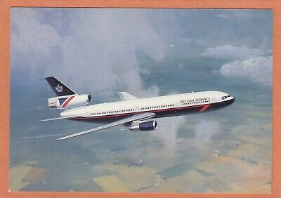 2127 - British Airways Dc 10 - Roy Huxley - Avion - Plane - Neuve
