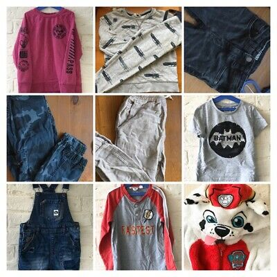 Boys clothes 4-5 years bundle - Next, Gap, H&M 9 Items!!