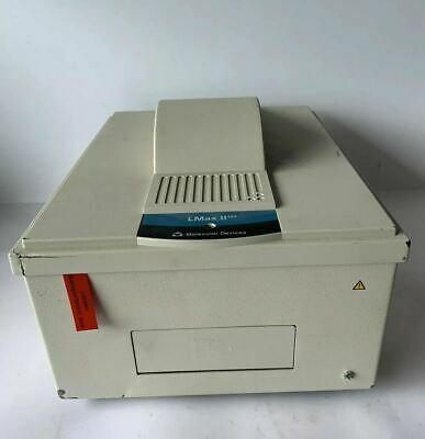 Molecular Devices LMAX II 384 Microplate Reader Luminometer POWERS ON!