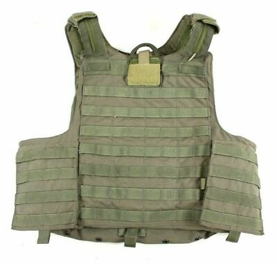 Eagle Industries Ranger Green Medium MARCIRAS w/ Armor Plate Carrier Vest RLCS M