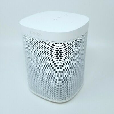 Sonos One Voice Controlled Smart Speaker with Amazon Alexa Built-in (White)
