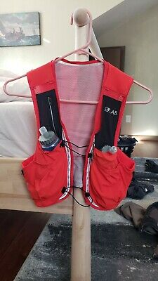 Salomon S-Lab Sense Ultra 8 Hydration Vest - Unisex Racing Red Small