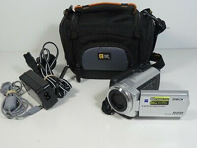Genuine Sony Handycam 60 GB HDD DCR-SR47 Digital Video Camera