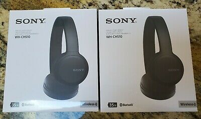 Sony Bluetooth Wireless On-Hear-Headphones Wh-ch510