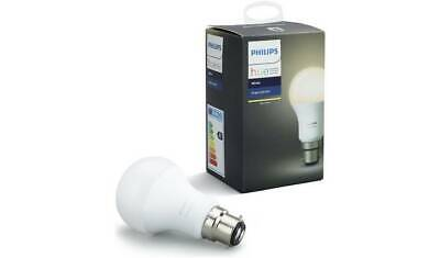 Philips Hue 9W LED White Wireless B22 Light Bulb X 2 (BRAND NEW)