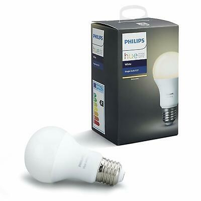 Philips Hue 9W LED White Wireless E27 Light Bulb X 3 (BRAND NEW)