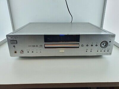 SONY dvp-ns900v dvd Sacd player silver