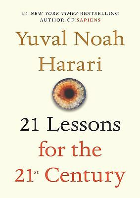 21 Lessons for the 21st Century by Yuval Noah Harari (New, Digital)
