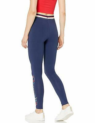 Champion Women's Authentic Legging, Athletic Navy Blue Size Small