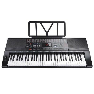 61 Keys Music Electronic Keyboard Instrument Key Board Electric Piano with USB