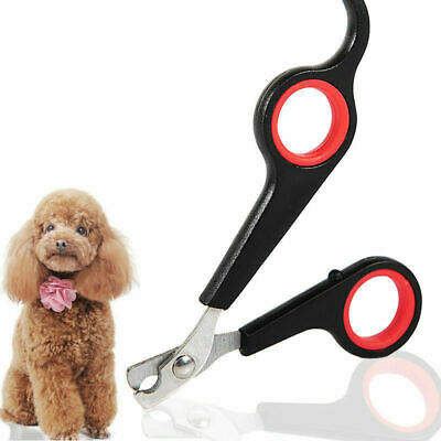Pet Dog Cat Rabbit Bird Guinea Pig Claw Nail Clippers Trimmers Scissors
