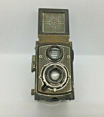 Rolleicord Nicko 1 Art Deco RARE Vintage Film Camera No. 025561 Circa 1935