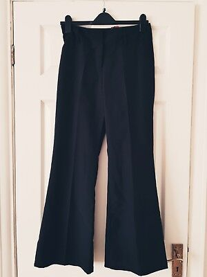 BNWT Young Dimensions YD Girls Black School Trousers Formal Age 12 - 13 Uniform