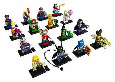Minifigures Lego DC Comics Super Heroes Series 71026