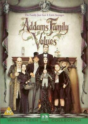 Addams Family Values (DVD, 2002)very good condition region 4  t83