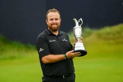 SALE SHANE LOWRY GOLF 2019 THE BRITISH OPEN WINNER PROFESSIONAL PHOTOGRAPH 12x8
