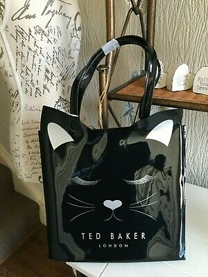 Ted Baker Large Cat Shoulder Bag Bnwt