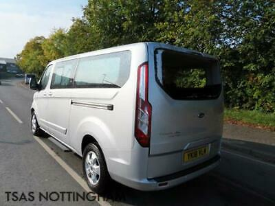 2018 Ford Tourneo Custom 310 Auto L2 Titanium 9ST 2.0 TDCi 130 Damaged Salvage