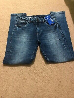 NEXT Boys Skinny Jeans Age 11 Years