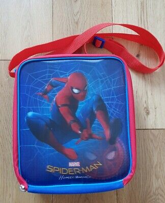 Marvel Spiderman Homecoming Bag New