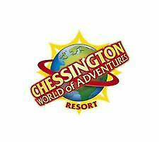 4x Tickets for Chessington World of Adventures Friday July 10 2020