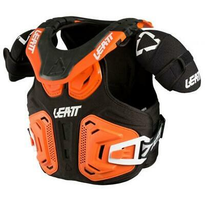 Leatt Kids Brustpanzer Fusion 2.0 Orange