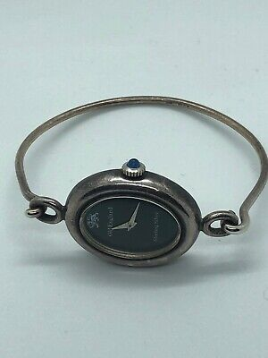 Vintage Old England Watch Sterling Silver