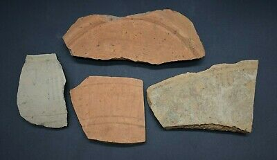 Mixed lot of ancient Roman & Indus Valley pottery fragments