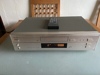 Teac Z-500 CD Player -Vintage Quality Player with remote control.