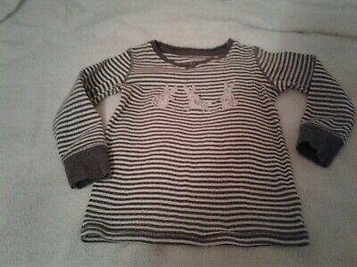 baby girls long sleeved top age 18-24 months from next used in good condition