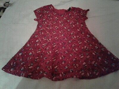baby girls summer dress age 9-12 months from primark used in good condition