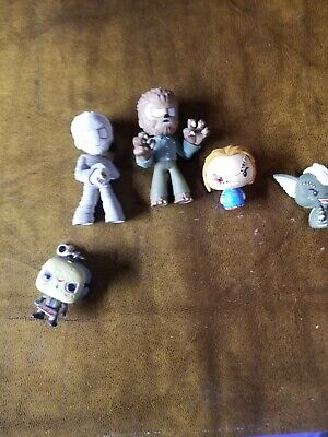 Funko mystery minis universal monsters