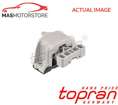 Engine Mount Mounting Left Topran 107 975 P New Oe Replacement