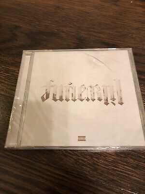 *SEALED* Lil Wayne Funeral CD (Explicit Version) Free Shipping