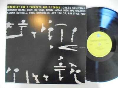 JOHN COLTRANE Interplay for Two Trumpets and Two Tenors PRESTIGE OJC 292 Fantas