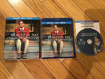 A Beautiful Day In The Neighborhood Blu Ray / Digital - Tom Hanks