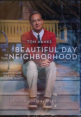 A BEAUTIFUL DAY IN THE NEIGHBORHOOD    <   DVD   >   *New *Factory Sealed