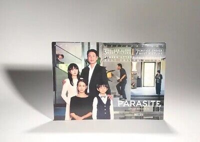 "Parasite Movie FYC Press Booklet 10""x7"" 32 page Promo Book 2019"