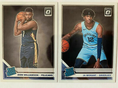 BASE + RATED ROOKIES U PICK THE CARD. 2019-20 Panini Donruss Optic *updated 3/18