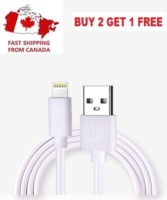 3 ft USB A to Apple Lightning Cable For Charging and Data Sync