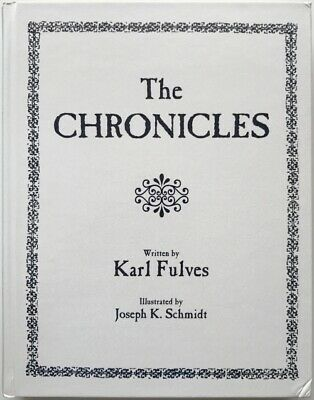 The Chronicles by Karl Fulves Magic - New Magic Book