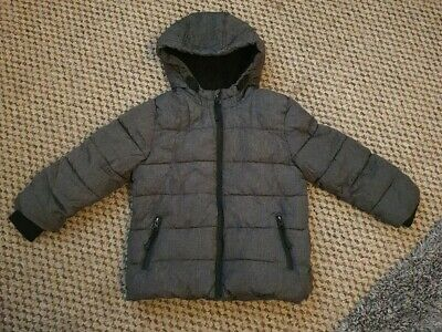 Boys Age 3-4 Years Marks And Spencer Grey Jacket