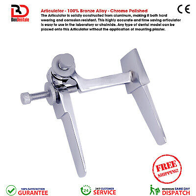 Dental Tooth Adjustable Articulator Surgical Dentistry Laboratory Tools CE