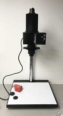 Paterson C35 Black and white Enlarger with 50 mm Lens and 35mm negative carrier