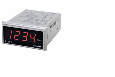 AUTONICS DIN W72×H36mm of Counter/Timer with indication only MODEL NO-FX6Y-I