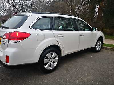 2011 Subaru Outback Estate 2.0 D SE AWD 5dr