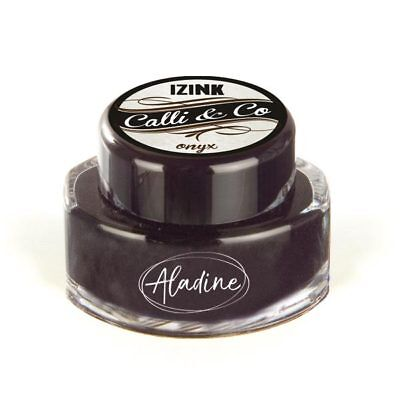 Aladine Calli & Co Ink Calligraphy Onyx Black | 15ml