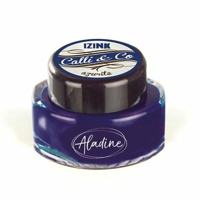 Aladine Calli & Co Ink Calligraphy Azurite Blue | 15ml